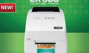 Aly Perlmutter LX910 photo coffee 300x180 - Primera Introduces LX910 Color Label Printer