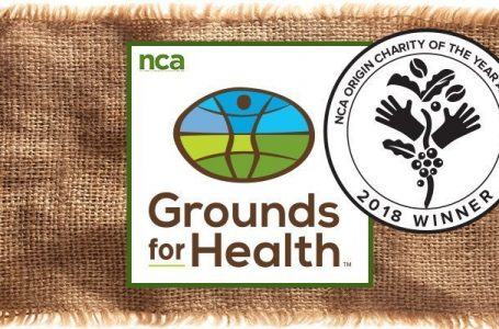 NCA Names Grounds For Health  2018 Coffee Charity of the Year