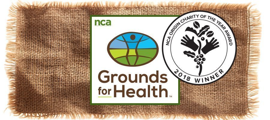 Kerri Goodman GFR APRIL - NCA Names Grounds For Health  2018 Coffee Charity of the Year
