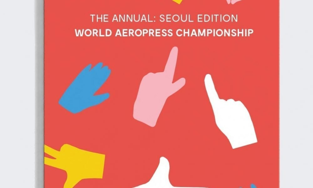 Kershia Wong IMG 3967 1 1000x600 - The Annual: Seoul Edition By World Aeropress Championship Is Now On Sale