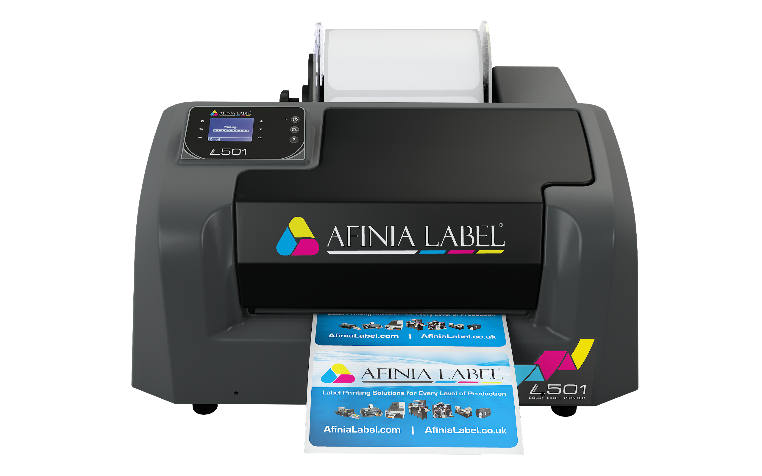 L501 for coffee talk - Introducing The New Texpak/AF501 Printer