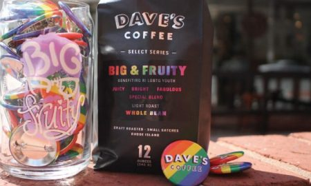big fruity edit 450x270 - Dave's Coffee Celebrates Pride Month With a Special Blend