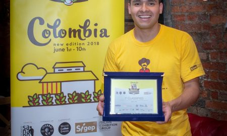 Screen Shot 2018 06 15 at 8.52.12 AM 450x270 - Colombian Diego Campos Is The Winner  Of The Fourth Edition Of Barista & Farmer