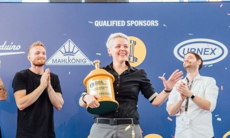 wbc 450x270 - Agnieszka Rojewska Wins the 2018 World Barista Championship and World of Coffee Amsterdam Breaks Records