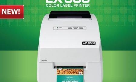 stephanie jimenez LX910 photo coffee 450x270 - Primera Introduces LX910 Color Label Printer