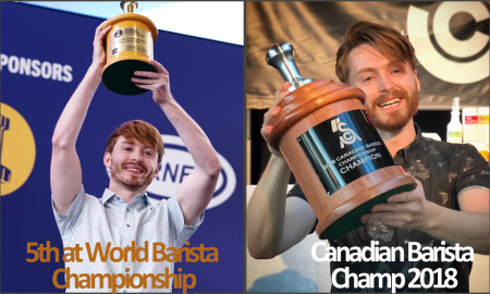 Cole Torode Specialty Coffee Origin 450x270 - Barista Skills, Competition & Coffee Tastings with 2018 Canadian Barista Champion Cole Torode