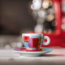 Half a Cup key visual - -illycaffè Celebrates International Coffee Day with #THANKS4THECOFFEE Initiative