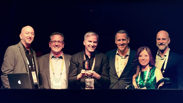 Retouched Dunkin MZB Awardrv - Massimo Zanetti Beverage Group Named Dunkin' Brands Vendor of the Year