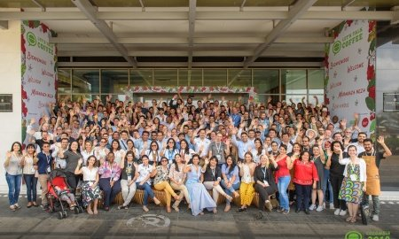 Robbie Lane LTC 2018 Photo 450x270 - Let's Talk Coffee® Builds 'New Models for Success' in Colombia