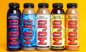 mojo 300x180 - MOJO Cold Brewed Coffee Announces New Look