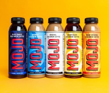 mojo - MOJO Cold Brewed Coffee Announces New Look