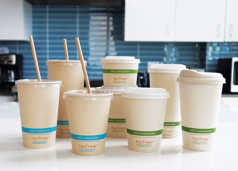 Heather Tidwell World Centric NoTree Hot Cup - World Centric® Announces NoTree™, The First Hot Cups and Bowls Made from 100% Sugarcane Paper