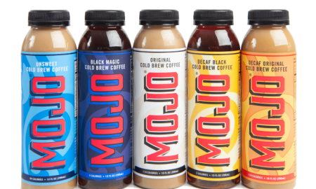 Maddie Wardley MOJO Original Unsweet Black Decaf Liters 450x270 - MOJO Cold Brewed Coffee Expands Product Line