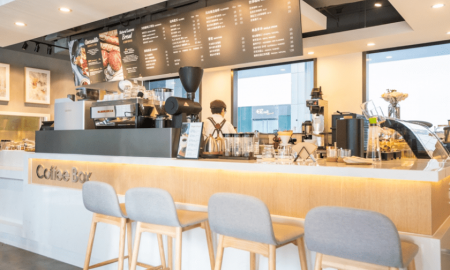 1 4 450x270 - Coffee Box, another Starbucks challenger, raises RMB 200 million