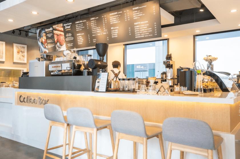 1 4 - Coffee Box, another Starbucks challenger, raises RMB 200 million