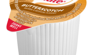CML Butterscotch ProductShot 3x3 v1b 300x180 - Coffee-mate® Introduces Butterscotch Liquid Creamer Singles