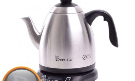 Cupping fork in use grande 450x270 - Exclusive: Brewista invents new cupping tool!