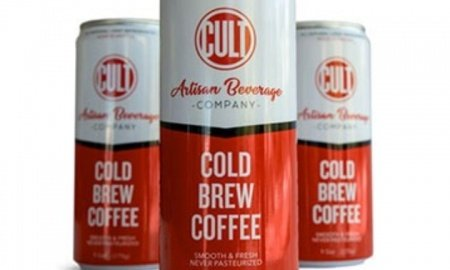 Hans Schatz CULT Cold Brew Can Pic 450x270 - CULT Artisan Beverage Company launches first Arizona specialty Cold Brew Coffee in cans!