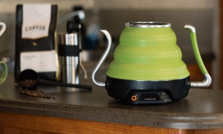 Screenshot 2019 06 11 13.29.07 450x270 - Nomad Joe Introduces Voyager Kettle, A Portable, Collapsible Electric Kettle For Quality Coffee On The Go