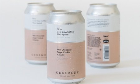 Ceremony RAIN 450x270 - Ceremony Coffee Roasters Extends The Shelf Life Of Its Packaged Cold Brew Through Partnership With BKON