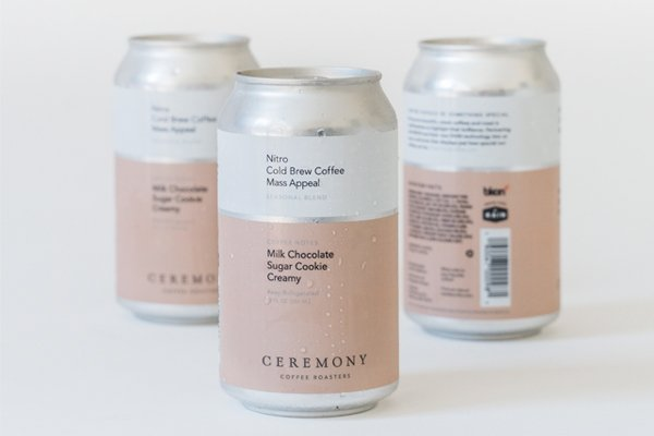 Ceremony RAIN - Ceremony Coffee Roasters Extends The Shelf Life Of Its Packaged Cold Brew Through Partnership With BKON
