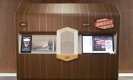 briggo coffee haus 0 0 450x270 - Coffee Robot Now Serving Passengers At SFO