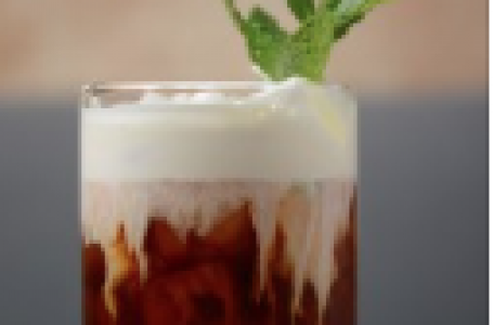 Dairy-Free Dalgona Coffee Whip for Barista-Style Drinks and Desserts