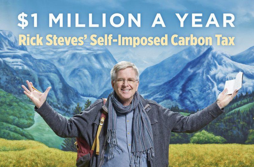 Rick Steves Awards $50,000 Grant To Food 4 Farmers
