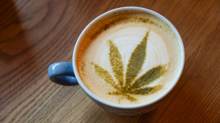 There's A Surprising Link Between Coffee And Cannabis