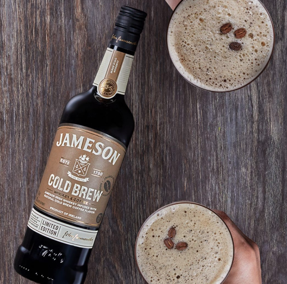 Jameson Is Releasing A Cold Brew Flavor That's Perfect For Your Next Irish Coffee