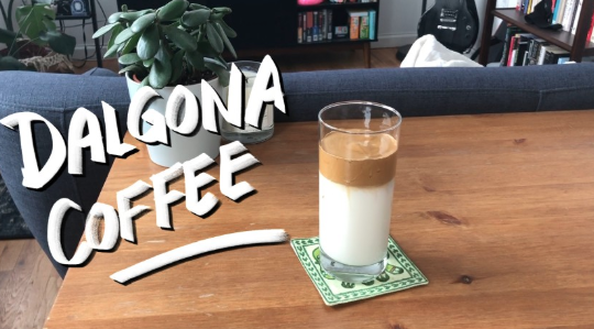 Dalgona Coffee Is The Latest Instagram Food Trend In South Korea As People Stay Home