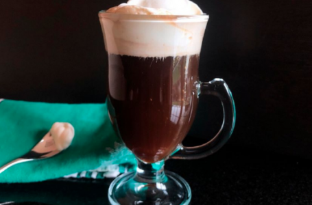 How To Make Biggby's Buzzy Coffee Cocktail At Home