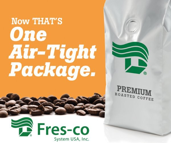 How to package coffee efficiently and sustainably