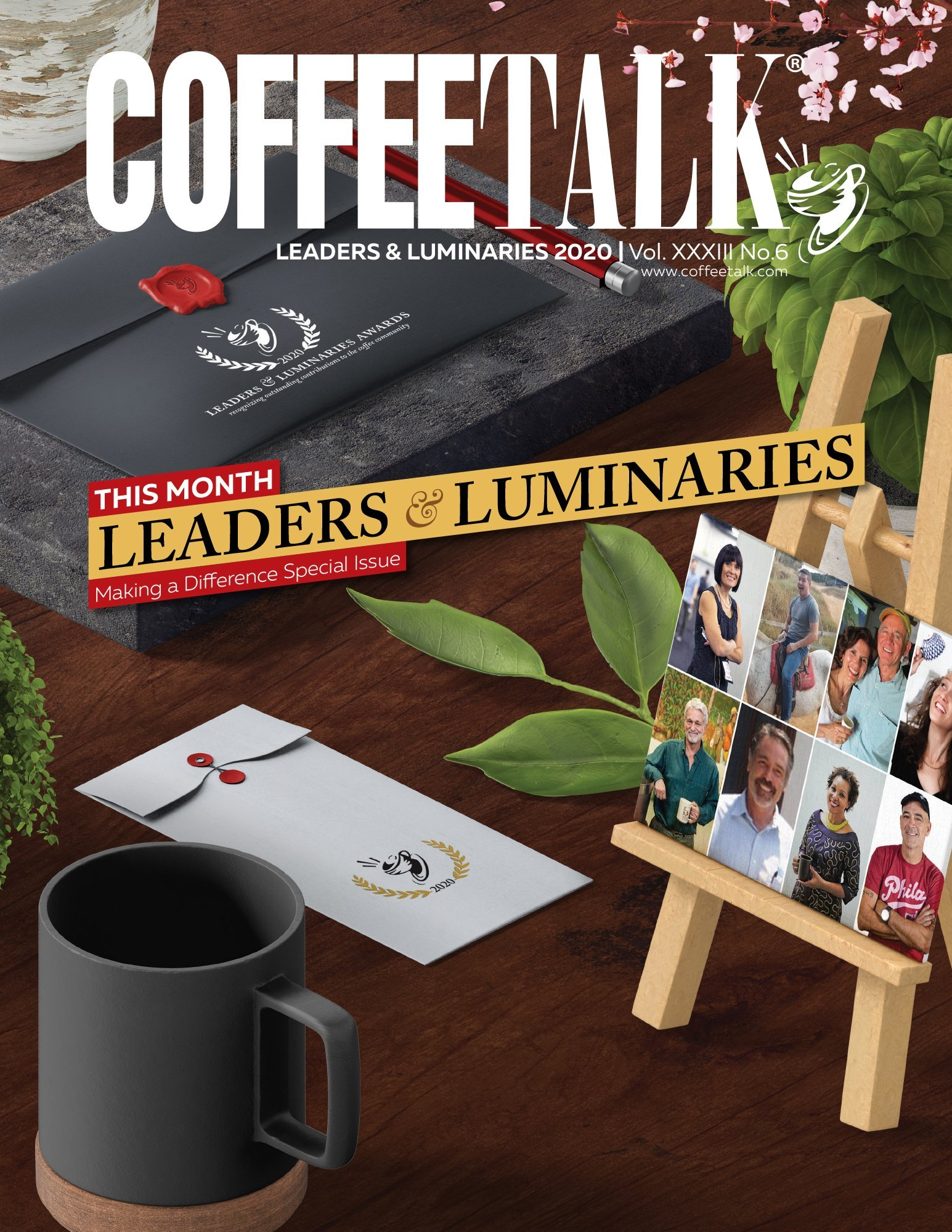 Leaders & Luminaries 2020 Issue