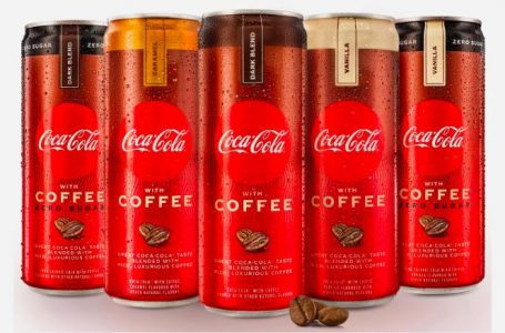 Coke with Coffee is (finally) here