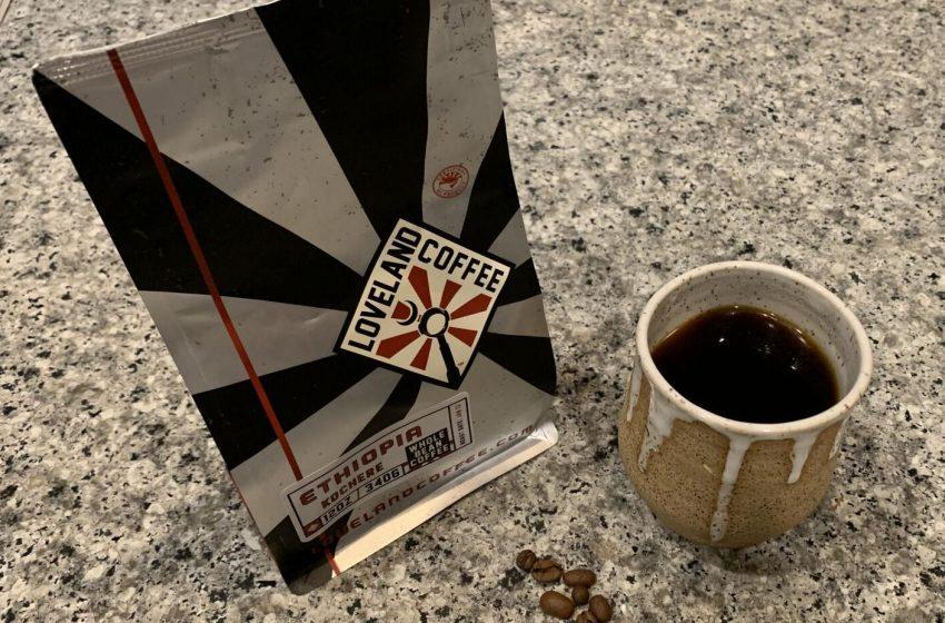 Drink of the Week: Ethiopian Kochere from Irmo's Loveland Coffee