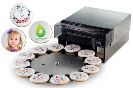 Eddie™, The Professional Edible Ink Printer, Is Now Available