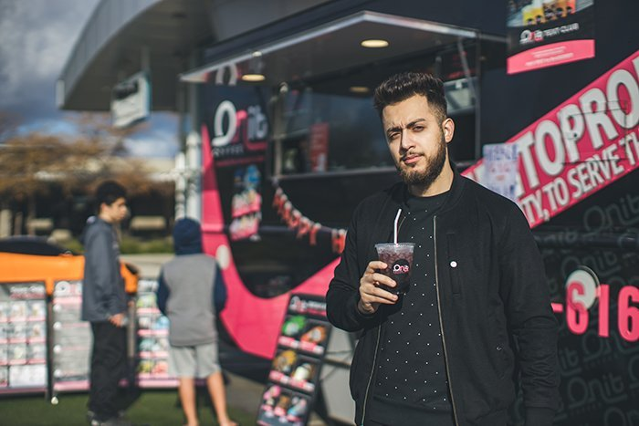 Mobile coffee truck claims it was threatened with prosecution after offering free drinks to frontline workers