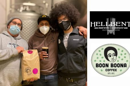Hellbent Brewing and Boon Boona Coffee collaborate again