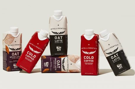 Intellgentisa Rolls Out New Vegan Ready-To-Drink Coffees (With An Oatly Assist)