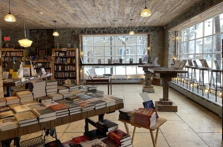 Rough Draft Bar & Books Offers Liquor, Coffee, Food And Books In Upstate New York
