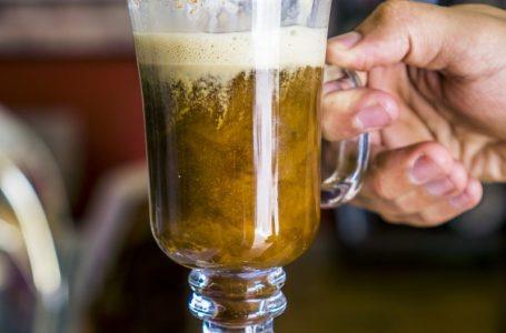 How to make a proper Irish coffee