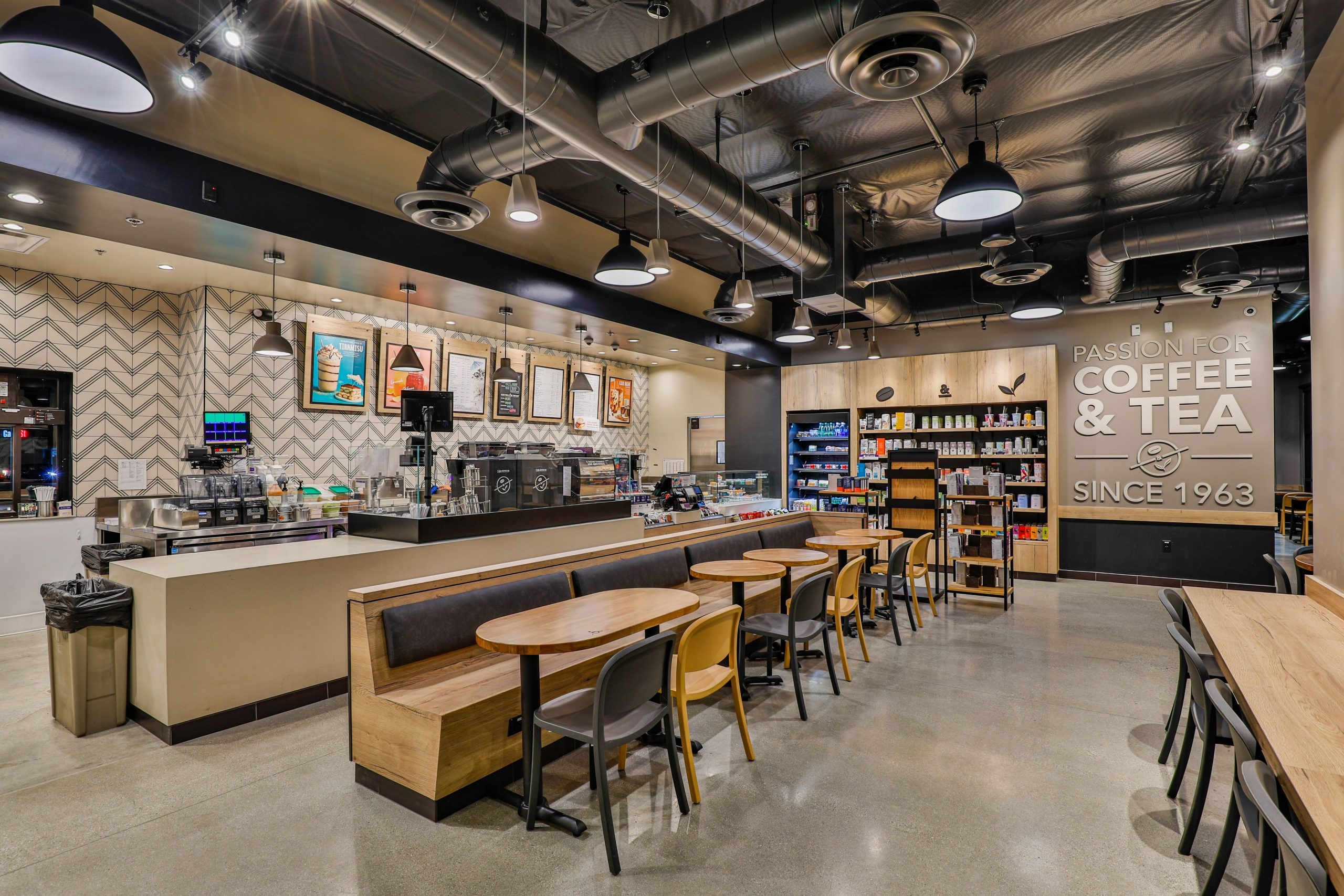 New CEO and New Direction for Coffee Bean and Tea Leaf