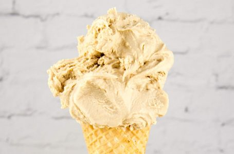 Gelatissimo Is Scooping Up Cold Brew Coffee-Flavoured Vegan Gelato Made with Oat Milk