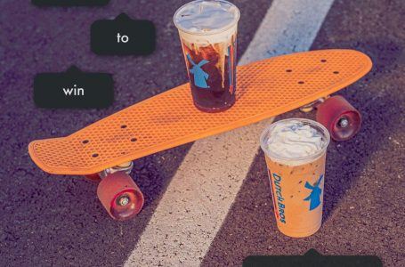 Celebrate National Coffee Day with Dutch Bros for a chance to win Dutch for a Year