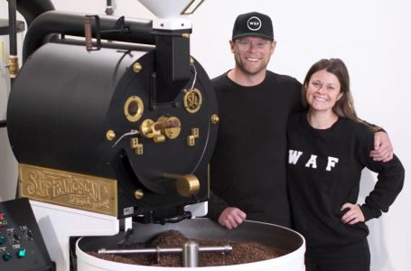 Wayne & Freda's new coffee roastery creating a huge buzz