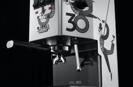 Whole Latte Love Celebrates Gaggia Classic 30th Anniversary with #Gaggia30Giveaway