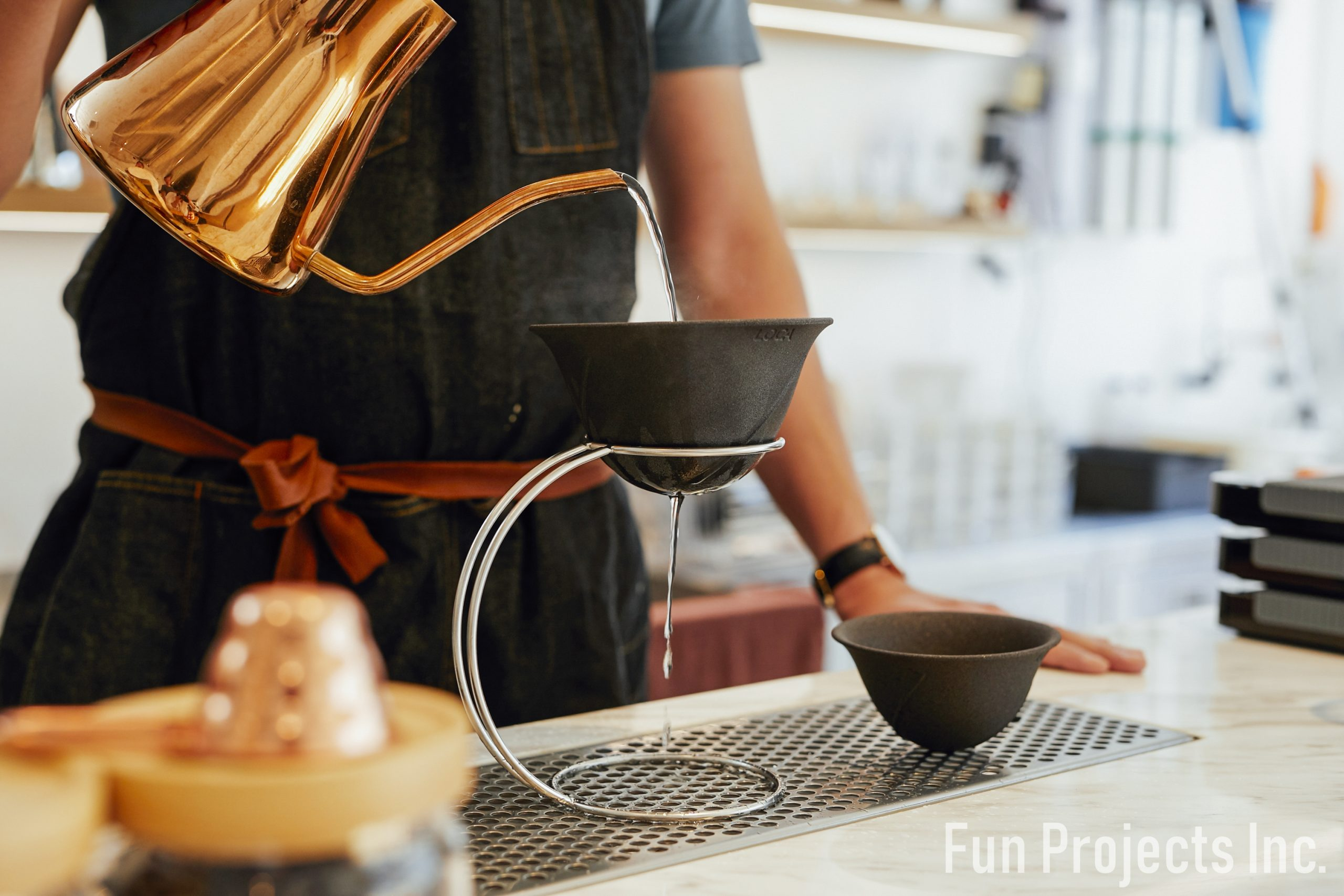 Form Meets Function with This Flavor Profiling Filter
